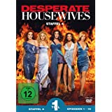 Desperate Housewives: Saison 4, Partie 1 - Coffret 3 DVD