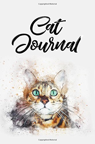 Cat Journal: Cat Notebook Journal, Cat Lovers Gift Ideas (Volume 27) PDF
