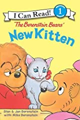 The Berenstain Bears' New Kitten (I Can Read Level 1) Kindle Edition