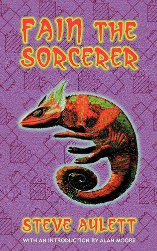 book cover of Fain the Sorcerer