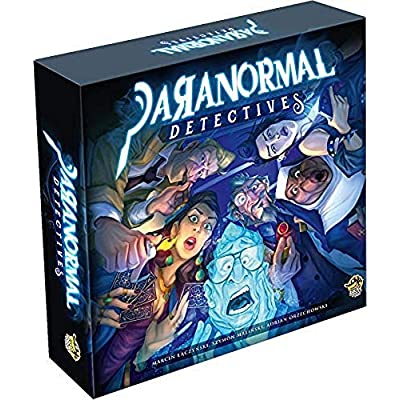Paranormal Detectives: Toys & Games
