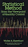 img - for Statistical Method from the Viewpoint of Quality Control (Dover Books on Mathematics) book / textbook / text book