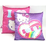 Hello Kitty Throw Pillows, loverly Gift for Girl's.