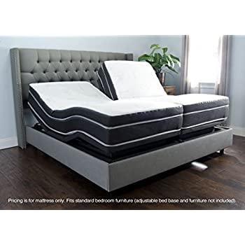 "Sleep Number I8 >> Amazon.com: 13"" Personal Comfort A8 Bed vs Sleep Number Bed i8 - Queen: Home & Kitchen"