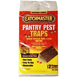 Catchmaster Moth and Pantry Pest Trap: Two Packs of Two