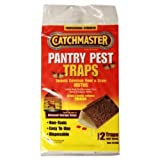 Catchmaster Moth and Pantry Pest Trap: Two Packs...