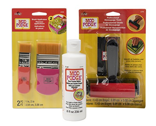 Mod Podge PROMOMP15067 Photo Transfer Kit, 8 oz by Mod Podge