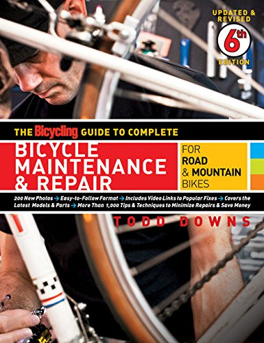 the-bicycling-guide-to-complete-bicycle-maintenance-repair-for-road-mountain-bikes-bicycling-guide-t