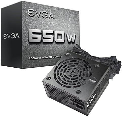 EVGA 100-N1-0650-L1 Unidad de - Fuente de alimentación (650 W, 100 ...