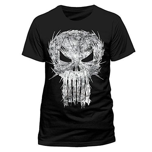 Punisher - Shatter Skull (Unisex)