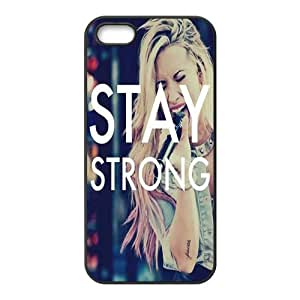 Demi Lovato Cell Phone Case for Iphone 5s