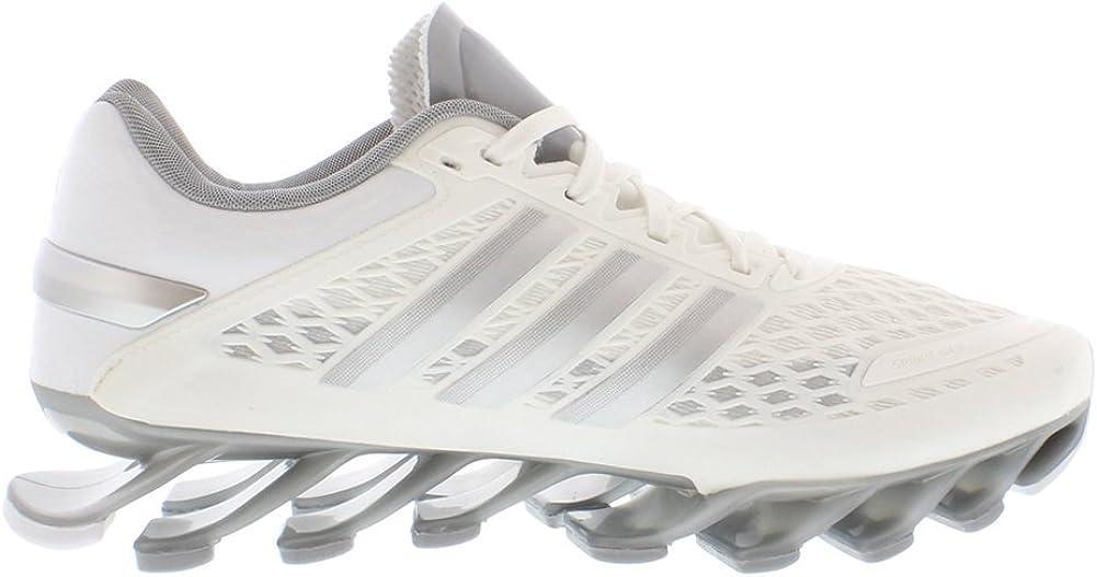 Amazon.com   adidas Big Kid's Shoes Springblade Razor White/Gray ...