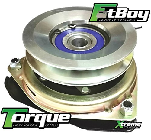Xtreme X0519 Replacement PTO Clutch for Ogura 180505, Electric, Free Upgraded Bearings