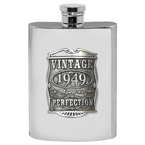 Amazon.com: English Pewter Company – Petaca vintage para ...