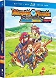 Monster Hunter Stories Ride On: Season One, Part One (Blu-ray/DVD Combo)