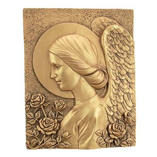 Design Toscano Brachial the Archangel of Blessings Wall S...