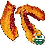 Organic Dried Yellow Peaches, 8oz