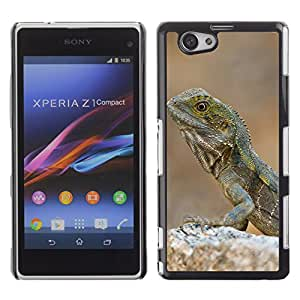 Carcasa Funda Case// Lizard V0000035 //Sony XPERIA Z1 MINI