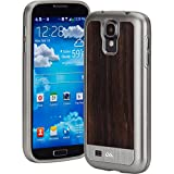 Case-Mate Crafted Woods Case for Samsung Galaxy S4, Retail Packaging, Rosewood
