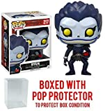 Funko Pop! Anime: Death Note - Ryuk Vinyl Figure (Bundled with Pop BOX PROTECTOR CASE)