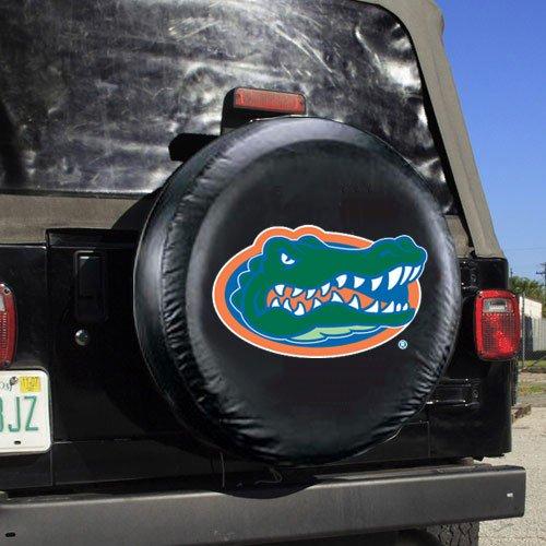 Florida Gators Black Spare Tire Cover - College Tire Covers (Florida Gator Tire Cover compare prices)