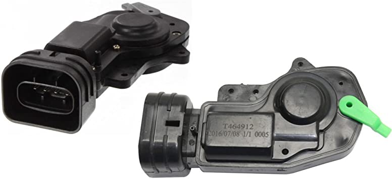 Door Latch Compatible with Toyota Camry 97-01 Front RH and LH Set of 2 Actuator USA Built
