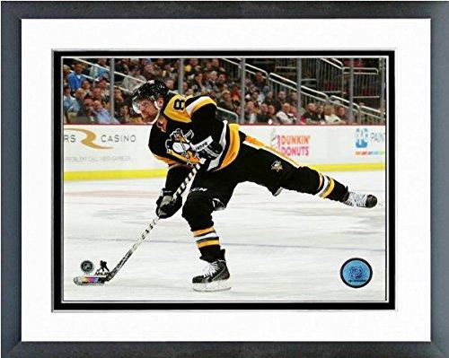 Phil Kessel Pittsburgh Penguins NHLアクション写真(サイズ: 26.5 CM x 30.5 CM )フレーム