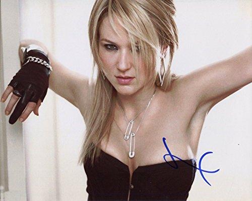 - Jewel Kilcher Signed Singer Guitarist Producer Actress Color 8x10 Photo COA pj2