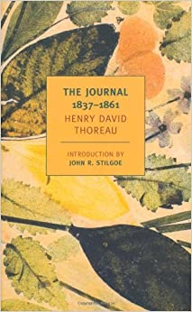The Journal: 1837-1861 (New York Review Books Classics) by Damion Searls (Foreword, Editor), Henry David Thoreau (19-Nov-2009)