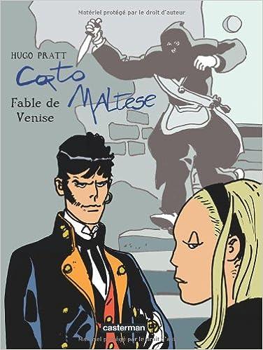 Lire un Corto Maltese, Tome 10 : Fable de Venise epub, pdf