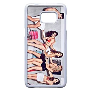 Bastante poco MENTIROSOS 09 a la Mejor funda Samsung Galaxy S6 Edge Plus caja del teléfono celular Funda cubierta blanca