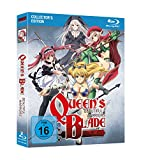 Queen's Blade OVAs (OmU)