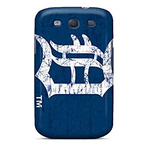 DustinFrench Galaxy S3 Durable Hard Phone Covers Support Personal Customs Nice Detroit Tigers Image [zxo21053KXIn]