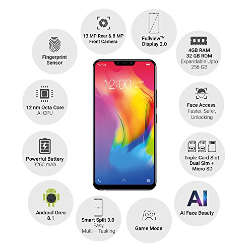 Vivo Y83 Black With Offers Amazon In Electronics