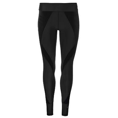 7d4ed2da8be91 Puma Womens Exposed Velvet Rope Tights Stretch Elasticated: Amazon.co.uk:  Clothing