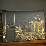 Lago Scratch Book Night View - Vol.2 : Asia