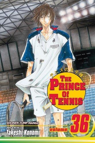The Prince of Tennis, Vol. 36: A Heated Battle! Seishun vs. Shitenhoji