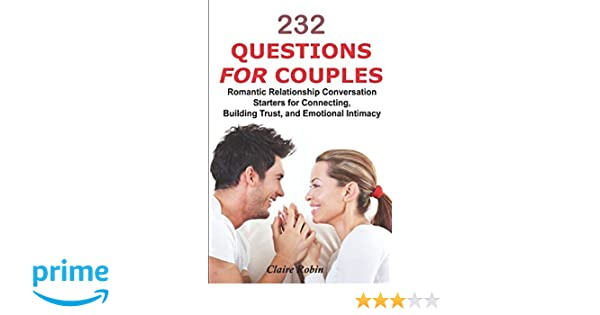 dating building intimacy