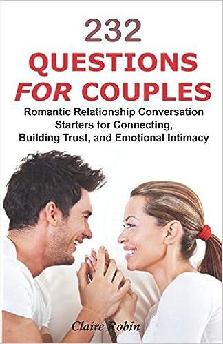 romantic conversation starters for couples