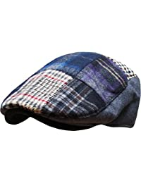 Mens Ivy Collection Hat Golf Driving Flat Cabbie Newsboy
