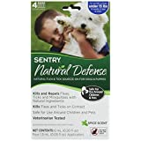 Sentry Natural Defense for Small Dogs 4 count