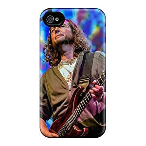 Iphone 4/4s OOE14097rxoa Unique Design High Resolution Grateful Dead Image Scratch Protection Hard Phone Cases -MansourMurray