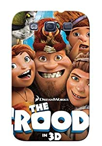 Crazinesswith Faddish Phone The Croods Case For Galaxy S3 / Perfect Case Cover