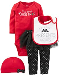 Baby Girls' 4-Piece