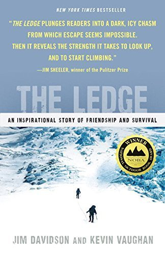 The Ledge: An Inspirational Story of Friendship and Survival by Jim Davidson (2013-01-01) pdf epub