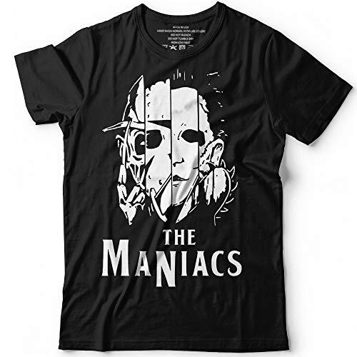 Halloween Maniacs Horror Creepy Villains Nightmare Customized Handmade T-Shirt Hoodie/Long Sleeve/Tank Top/Sweatshirt