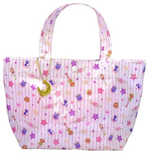 Sailor Moon Lunch Tote Bag Rabbit & amp; ChibiUsa