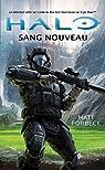 Halo, tome 1 : Sang nouveau par Forbeck