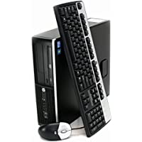 HP Elite 8200 Refurbished SFF Desktop Computer PC - Intel Core i5-2400 3.1GHz, 4GB Ram, 1TB HDD, Windows 7 Pro (Refurbished by RefurbTek)