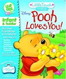 Leap Frog Baby - Little Touch LeapPad - Disney - Winnie the Pooh Loves You